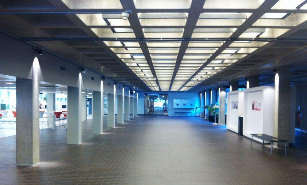 VU Amsterdam - Koreman Verlichting Portfolio