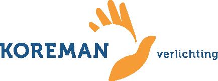 Koreman Verlichting - Logo