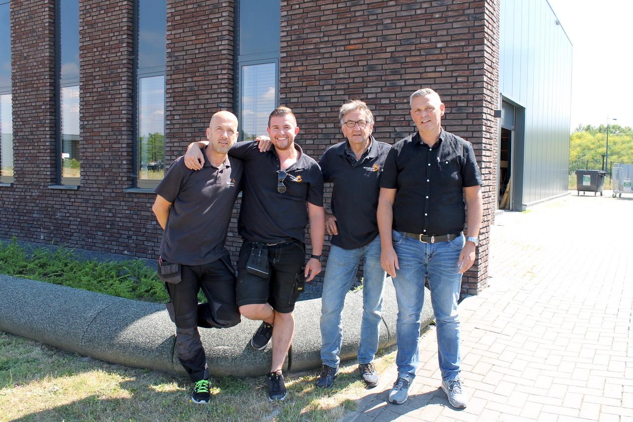 Koreman Verlichting - Team